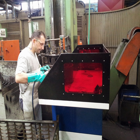 Freshweld table aspiratnte