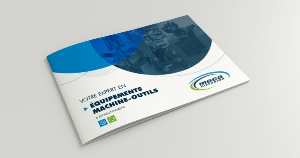 brochure équipements machines outils meca diffusion